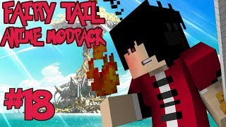PORTAL MAGIC! || Fairy Tail Anime Modpack Episode 18 (Minecraft Fairy Tail)
