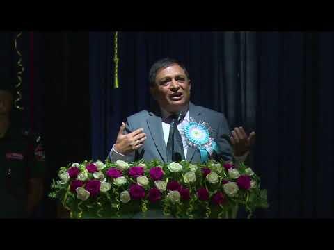 XIth Foundation Day Lecture by Dr  Eklabya Sharma, Deputy Director General ICIMOD