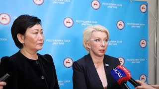 Брифинг об эпидемиологической обстановке в республике на 28 марта: Трансляция «Якутия 24»