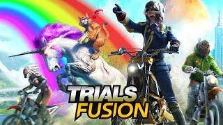 Trials Fusion Deutsch PS4 - No Mans Trials, Metro 2069 - Let