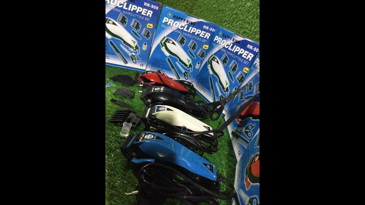 Universal Cukur Rambut Happy King Hk 900 Daftar Harga Terkini Dan 803 Mesin Potong Pangkas Hk900