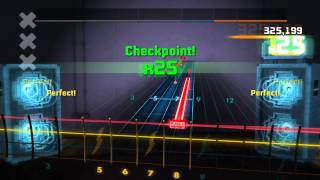 Muse - Feeling Good Rocksmith 2014 Bass Fingered