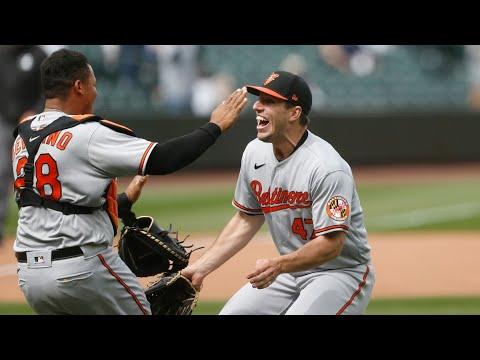 Orioles' John Means fires no-no vs. Mariners