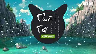 Thê Tử ( Htrol Remix ft Phạm Thành ) Minh Vương M4U - Hương Ly | Nhạc Gây Nghiện 2019