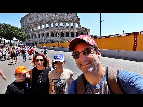 How to visit Rome like a tourist!