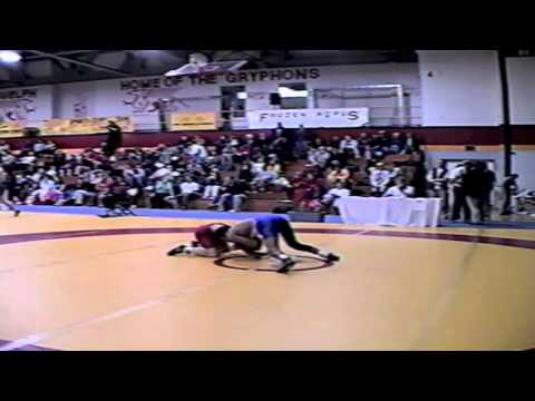 2002 Senior National Championships: 55 kg Sean Hughes vs. Jay Naicker