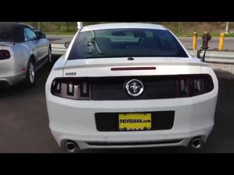 ford mustang v6 premium 2013 white - Ford Mustang 2013 White