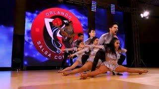 PasoFino Dancers Mi Montuno Orlando Salsa Congress 2018