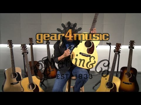 Martin X Series Guitar
