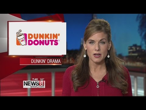 "Dunkin Donuts employee tells officer ""We don't serve cops here"""