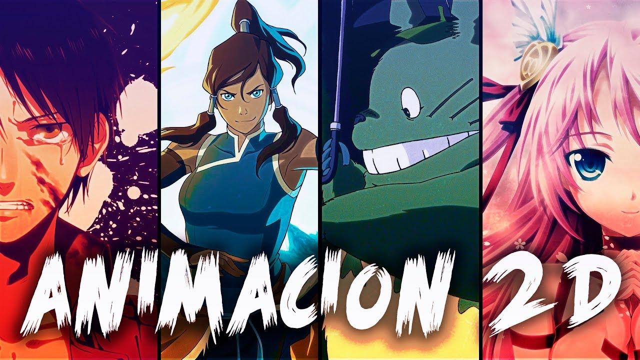 Los 3 Mejores Programas de Animación 2D