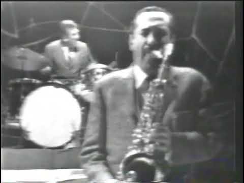 1957 Timex AllStar Jazz : Gene Krupa, Cozy Cole, Charlie Ventura, Bobby Scott