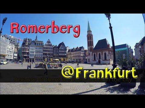 [เที่ยวยุโรป] Romerberg @frankfurt - fail at first sight : Germany-Austria Travel Vlog Ep15