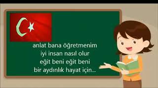 Öğretmen Şarkısı - Anlat Bana Öğretmenim Şarkısı Dinle, Altyazılı İzle