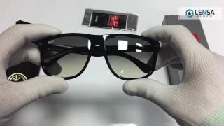 431bc7fcbece9b Ochelari de soare Ray-Ban RB4147 601 32 Comanda online ochelari de soare  RB4147 601 32 de la Lensa. Reduceri pret, vezi ACUM oferta noastra.  Transport .