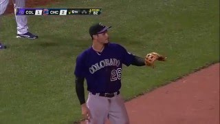 【MLB】メジャーリーグ最高の三塁手 ノーラン・アレナド好プレー集