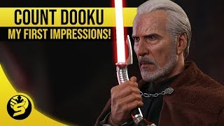 First Impressions of Count Dooku!