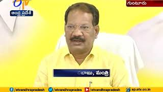 Jagan's Friendship with KCR is a Bad Example   Nakka Ananda Babu