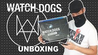 Watch Dogs Edycja Kolekcjonerska - Unboxing!