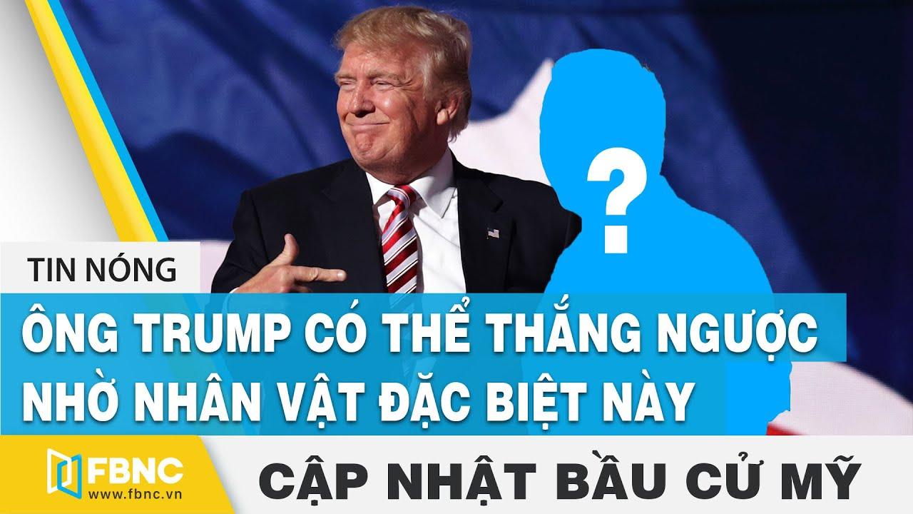 Bầu cử Mỹ 2020 24/12 | Ông Trump có thể thắng ngược nhờ nhân vật đặc biệt này | FBNC