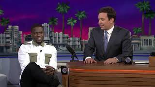Jimmy and Kevin Hart Ride a Roller Coaster2