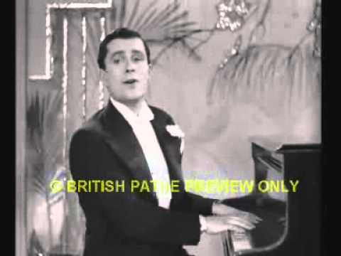 "Musical & Film star Billy Milton sings ""No Thrill"" 1936"
