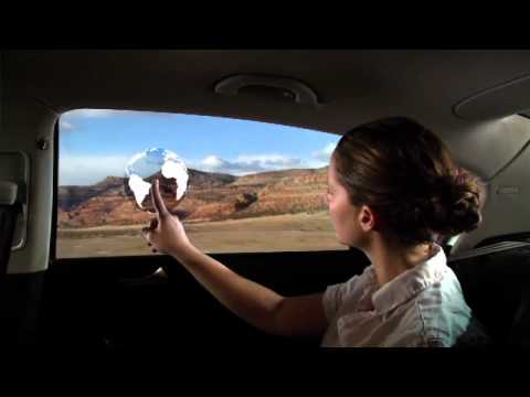 Amazing Car Window Technology