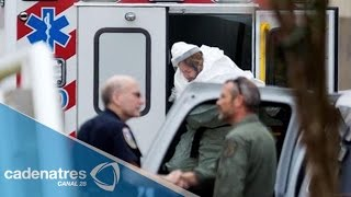 Ébola llega a Estados Unidos / Ebola comes to America
