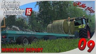 Farming Simulator 15   Nouveau départ #9 Rentrée des foins [RP]