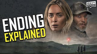 A Quiet Place Part 2 Ending Explained Breakdown | Full Movie Spoiler Review, Spin-Off & Trilogy News