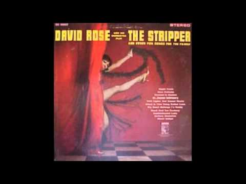 David Rose And His Orchestra ‎– The Stripper - 1962 - full v