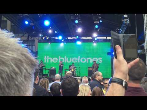 Bluetones - Sleazy Bed Track (live at Times Square, Newcastle 30/7/2016) mp3