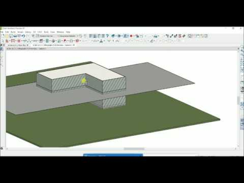3d dimensions using chiefarchitect