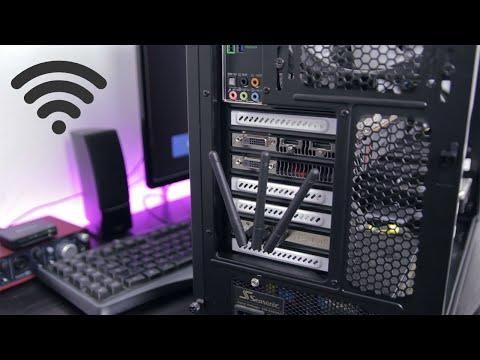 Make your Desktop PC Wireless!