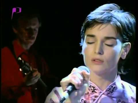 sinead o'connor - she moved through the fair [live 1997] kieransirishmusicandsurvival