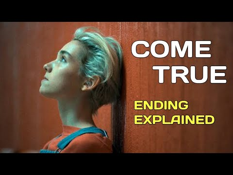 Download Come True (2020) Movie Explained In Hindi | Come True (2020) Movie Ending Explain | Cinema Graphics