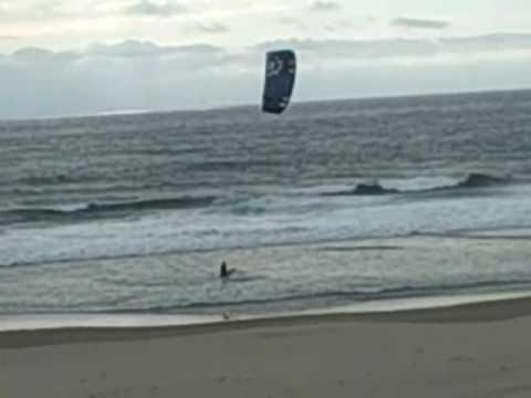 Lincoln City Oregon Coast Kite Surfing