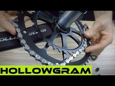ab805794553 Cannondale Hollowgram SI - The Stiffest Crankset They've Ever Made.  Shaibike Review.