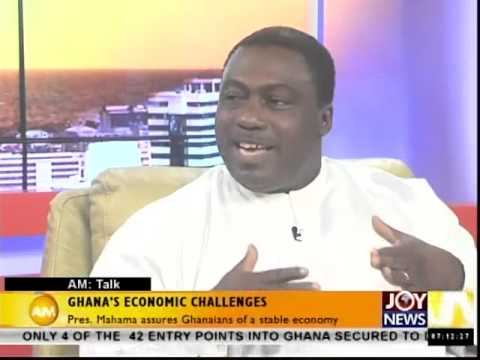 Ghana's Economics Challenges - AM Talk (29-7-14)