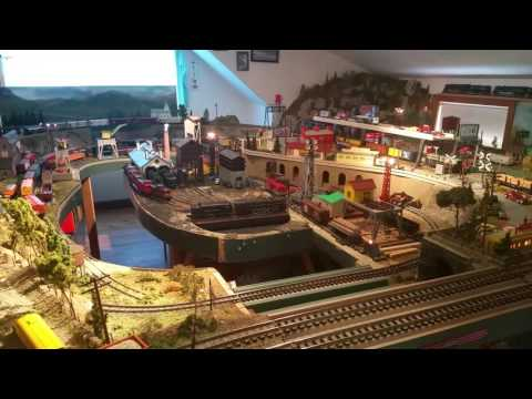 Best model train set of all time.