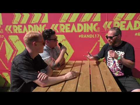Fizzy Blood Interview Reading Festival 2017