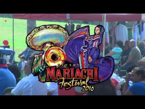 Experience fun, food and festivities at the 2016 Riverside Mariachi Festival, September 24th!