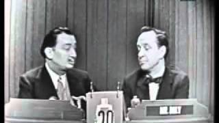 Salvador Dali on 'What's My Line?' - YouTube.mp4