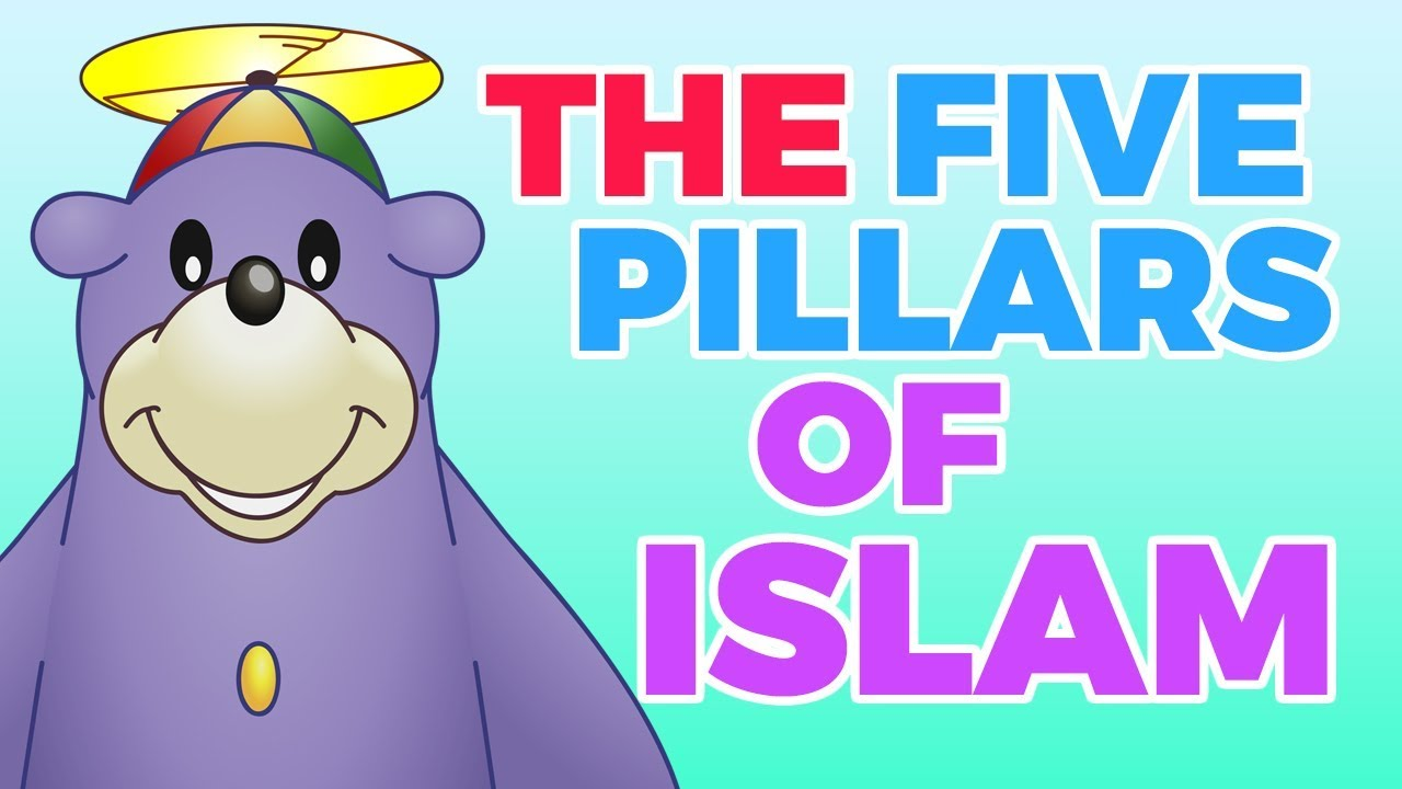 LEARN the 5 Pillars of ISLAM with ZAKY