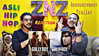 Asli Hip Hop Song | Reaction Video | Gully Boy | Swaggy | MaX | SQuaD ZNZ