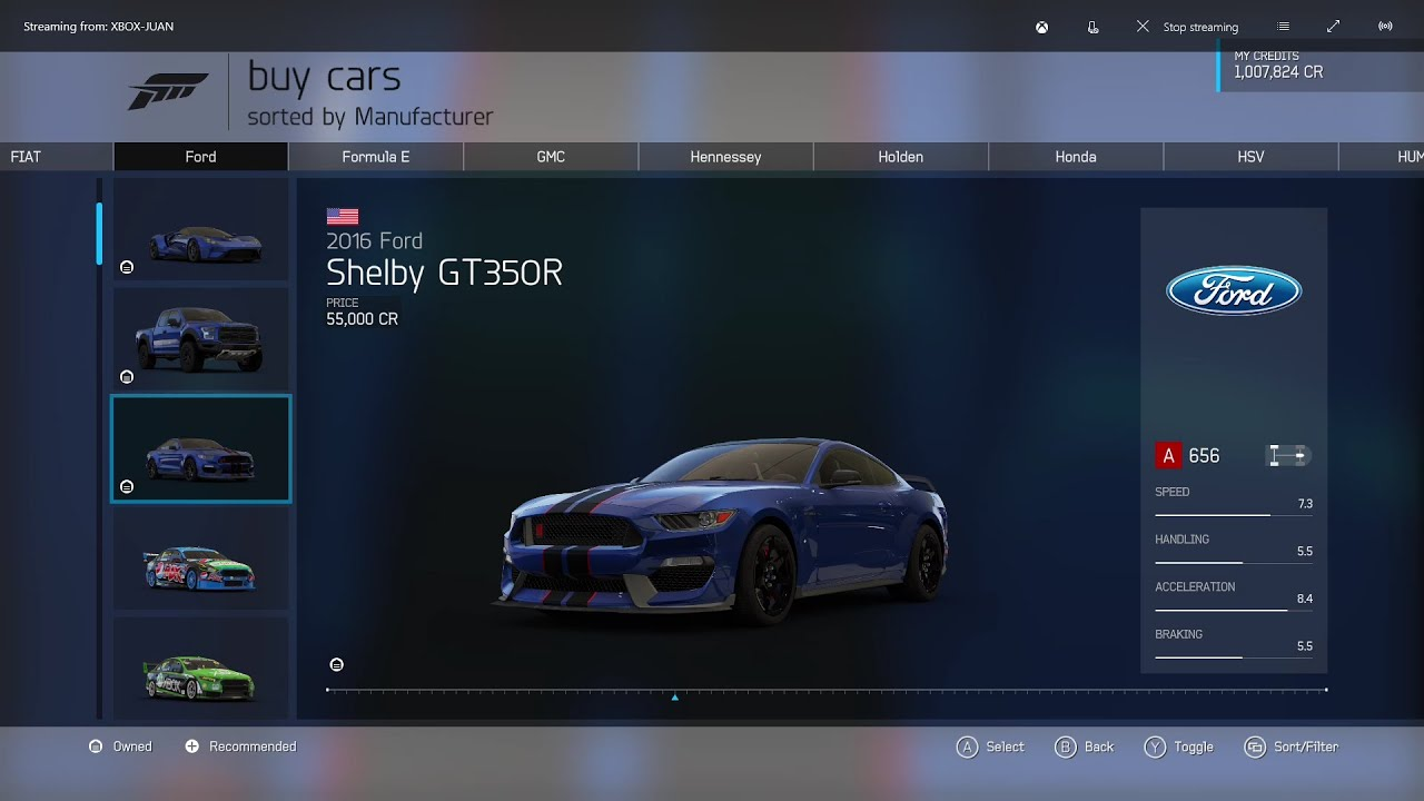 FORZA CARS LIST FAST AND FURIOUS INCLUDED YouTube - Fast 4 car list