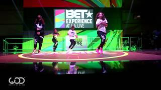 Family First ft  Kida the Great  WOD Live at BET Experience 2016  BETX BETExperience