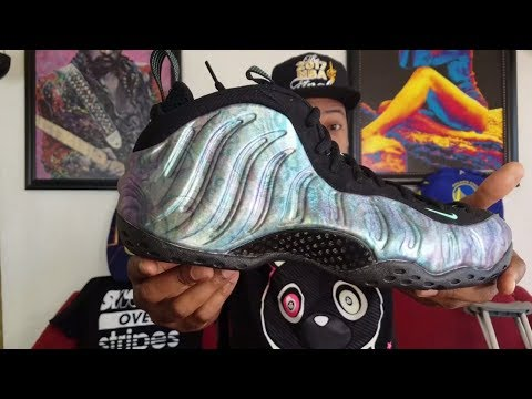 """NIKE AIR FOAMPOSITE ONE PRM """"ABALONE"""" REVIEW + ON FEET"""