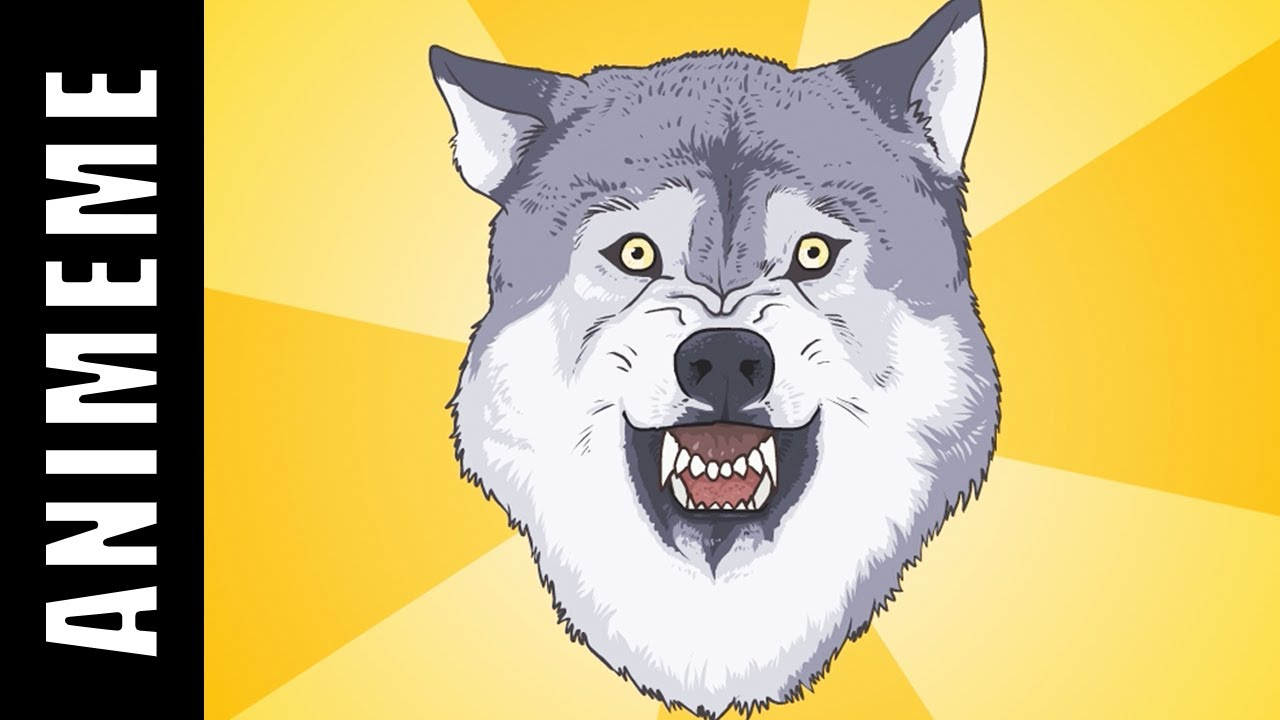 courage wolf youtube