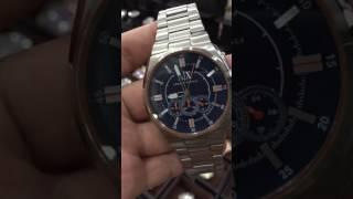 Armani Exchange Men's Silver Tone Stainless Steel Watch  ĐH chính hãng
